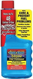 Star Tron Enzyme Fuel Treatment – Regular Gas Formula 8 oz – Treats 48..