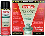 Durvet 011-1135 No-Bite Multi-Pest Indoor Fogger (3 Pack), 6 oz