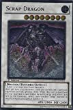 Yu-Gi-Oh! - Scrap Dragon (DREV-EN043) - Duelist Revolution - Unlimited Edition - Ultimate Rare