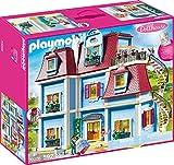 Playmobil - Casa de Muñecas Set Juguetes, Multicolor, 70205