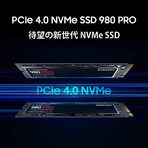 Samsung M.2 SSD 980 PRO 新世代NVMe SSD