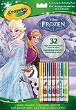 Crayola - Album coloriage et d'activités La Reine des Neiges 2 - Disney -...