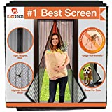 iGotTech Magnetic Screen Door, Full Frame Seal. Covers Doors up to 34...