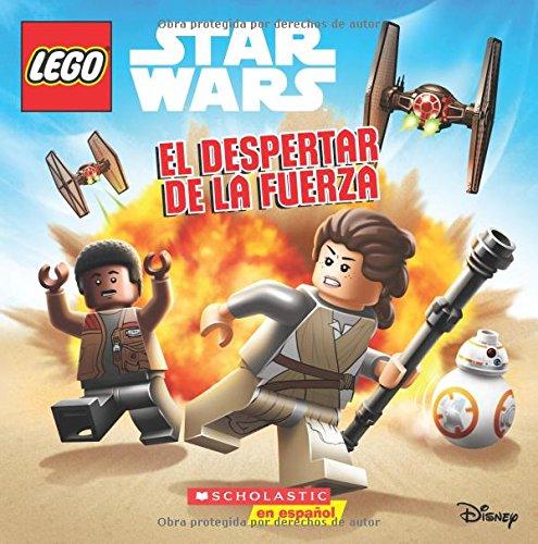 El Lego Star Wars: El Despertar de la Fuerza (the Force Awakens) (Lego Star Wars 8x8)