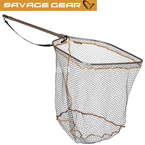 Savage Gear GUADINO Null Full Frame Rubber Mesh Null - XL, 120, 200