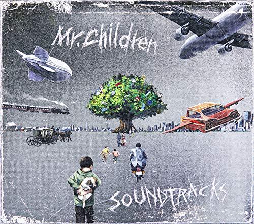 【Amazon.co.jp限定】SOUNDTRACKS 初回限定盤 A (LIMITED BOX仕様/CD / DVD / 32Pブックレット)[SOUNDTRACK...