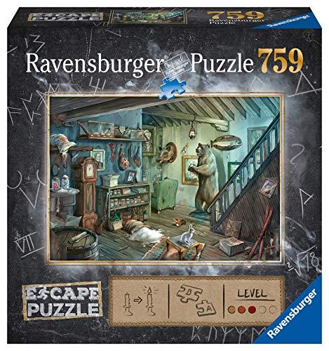 Ravensburger 759 Piezas Escape The Puzzle (16435)