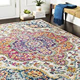 Artistic Weavers Romaine Orange Area Rug, 5'3' x 7'6'