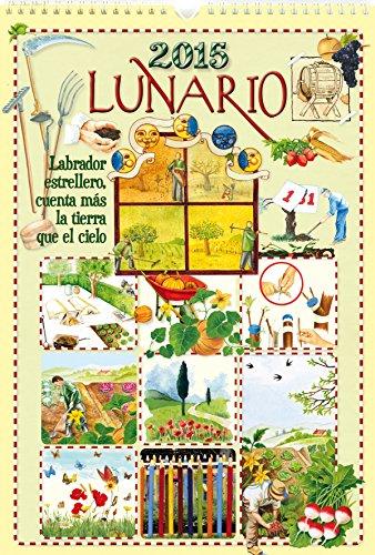 Lunario (Calendarios Rustika 2015)