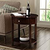 Convenience Concepts Classic Accents Cypress End Table, Espresso