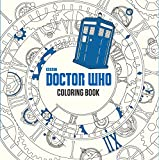 Doctor Who Coloring Book (Paperback)