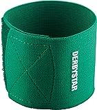 Derbystar Protège-Tibias Support Taille Unique Vert
