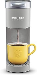 Keurig K-Mini Coffee Maker, Single Serve K-Cup Pod Coffee Brewer, 6 to 12 oz. Brew Sizes,..