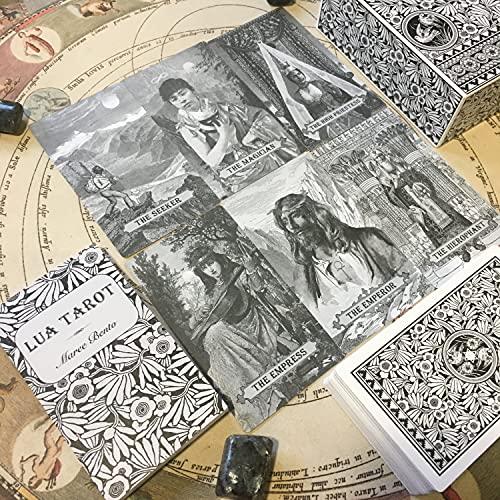 New lua Tarot Deck   Tarot Cards Box Set with Book   Occult...
