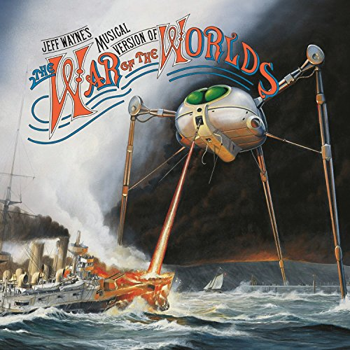 Jeff Wayne's Musical Version of The War of The Worlds [2CD] (Audio CD)