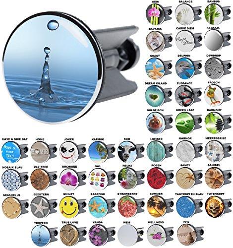 Waschbeckenstöpsel Tropfen, viele schöne Waschbeckenstöpsel zur Auswahl, hochwertige Qualität ✶✶✶✶✶