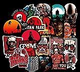 TTBH Pegatinas de Dibujos Animados de Graffiti para Equipaje, portátil, monopatín, Coche, Bicicleta, Mochila, calcomanía 70 Uds