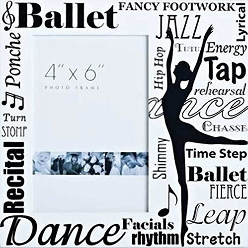 Ballet Collection 8 by 8-Inch Roman Exclusive All Dance...