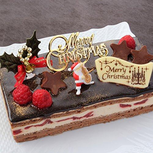 パティスリーTakaYanai ブッシュ・ド・ノエル お届け:12月23日 クリスマスケーキ予約 2020