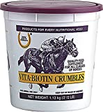 Vita Biotin Crumble Supplement for Horse Hooves