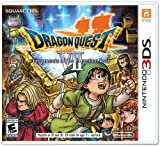 Dragon Quest VII: Fragments of the Forgotten Past - Nintendo 3DS (Video Game)