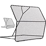 QUICKPLAY PRO Rebounder Adjustable Angle Multi-Sport Trainer | Soccer Rebounder or Baseball & Softball Pitch Back | Ideal for Team and Solo Training (7 x 7')