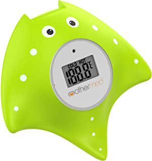 MotherMed Baby Bath Thermometer and Floating Bath Toy Bathtub Safety Temperature..