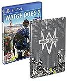 Watch Dogs 2 + Steelbook Exclusif Amazon contient : Le Jeu Le Steelbook exclusif Amazon