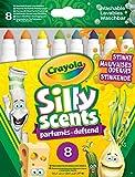 Puzzarelli Crayola Set 8 Pennarelli