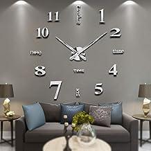 Amazon Co Uk Large Wall Clocks Clocks Home Kitchen