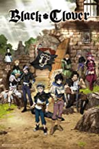 Pyramid America Black Clover One Sheet Anime Cool Wall Decor Art Print Poster 24×36