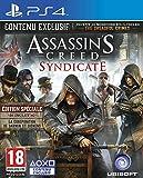 Inclus : Le jeu Assassin's Creed : Syndicate La mission : La Conspiration de Darwin et Dickens Les 10 missions exclusives : The Dreadful Crimes (uniquement pour la version PS4)