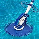 VINGLI Pool Vacuum Cleaner Automatic Sweeper Swimming Pool Creepy Crawler Vacuum