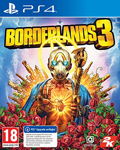 Borderlands 3 [PS4] [AT-PEGI]