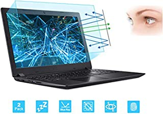 2-Pack 15.6 Inch Laptop Screen Protector -Blue Light and Anti Glare Filter, FORITO Eye..
