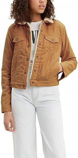 brown aesthetic jacket Levis sale