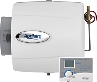 Aprilaire 500 Whole Home Humidifier, Automatic Compact Furnace Humidifier, Large Capacity..