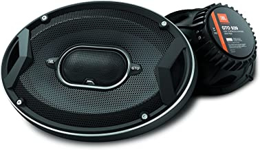 "JBL GTO939 GTO Series 6×9"" 300W 3 Way Black Car Coaxial Audio Speakers Stereo"