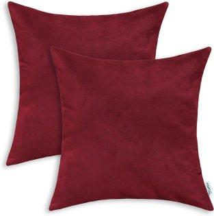 CaliTime Cozy Throw Pillows Cover