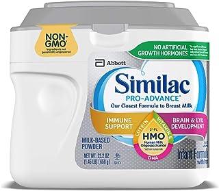 Similac Pro-Advance Infant Formula with 2'-FL Human Milk Oligosaccharide (HMO) for..