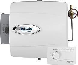 Aprilaire – 500MZ 500M Whole Home Humidifier, Manual Compact Furnace Humidifier,..