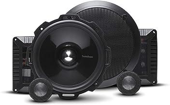 "Rockford Fosgate T2652-S Power 6.50"" Aluminum Component Speaker System"