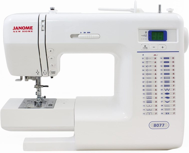Janome 8077 Review & Buying Guide