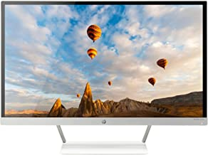 HP 27er 27-Inch Full HD 1080p IPS LED Monitor with Frameless Bezel and VGA & HDMI..