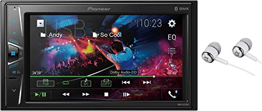 "Pioneer 6.2"" Double Din VGA Touchscreen Weblink, Bluetooth USB MP3 AUX Input,.."