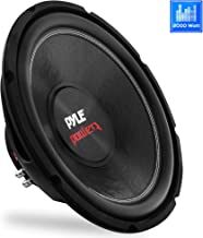 Car Vehicle Subwoofer Audio Speaker – 15inch Non-Pressed Paper Cone, Black Steel..