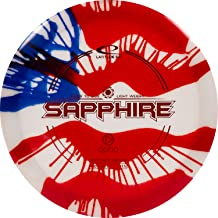 Latitude 64 MyDye American Flag Disc Golf Discs | Maximum Distance Drivers | Stable..