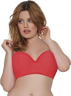 Curvy Kate Siren Bandeau Bikini Donna