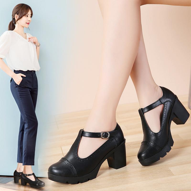 Women T-Strap Shoes