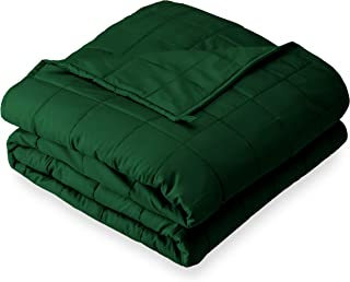 """Bare Home Weighted Blanket for Adults and Kids 17lb (60"""" x 80"""") –.."""